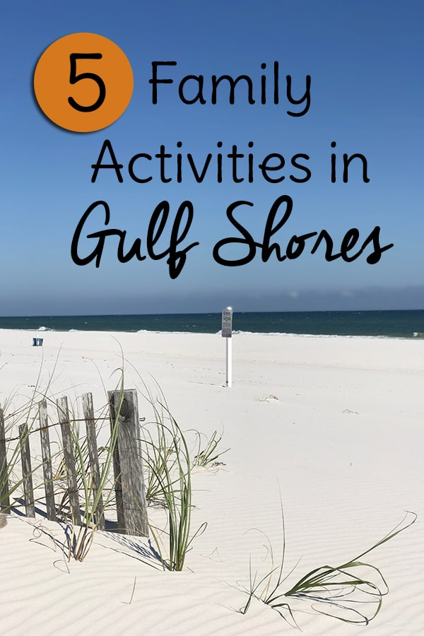 Gulf Shores, AL Activities for Families. Check out these Gulf Shores activities kids will love that are also fun for the whole family! Which of these family activities in Gulf Shores will you do first?