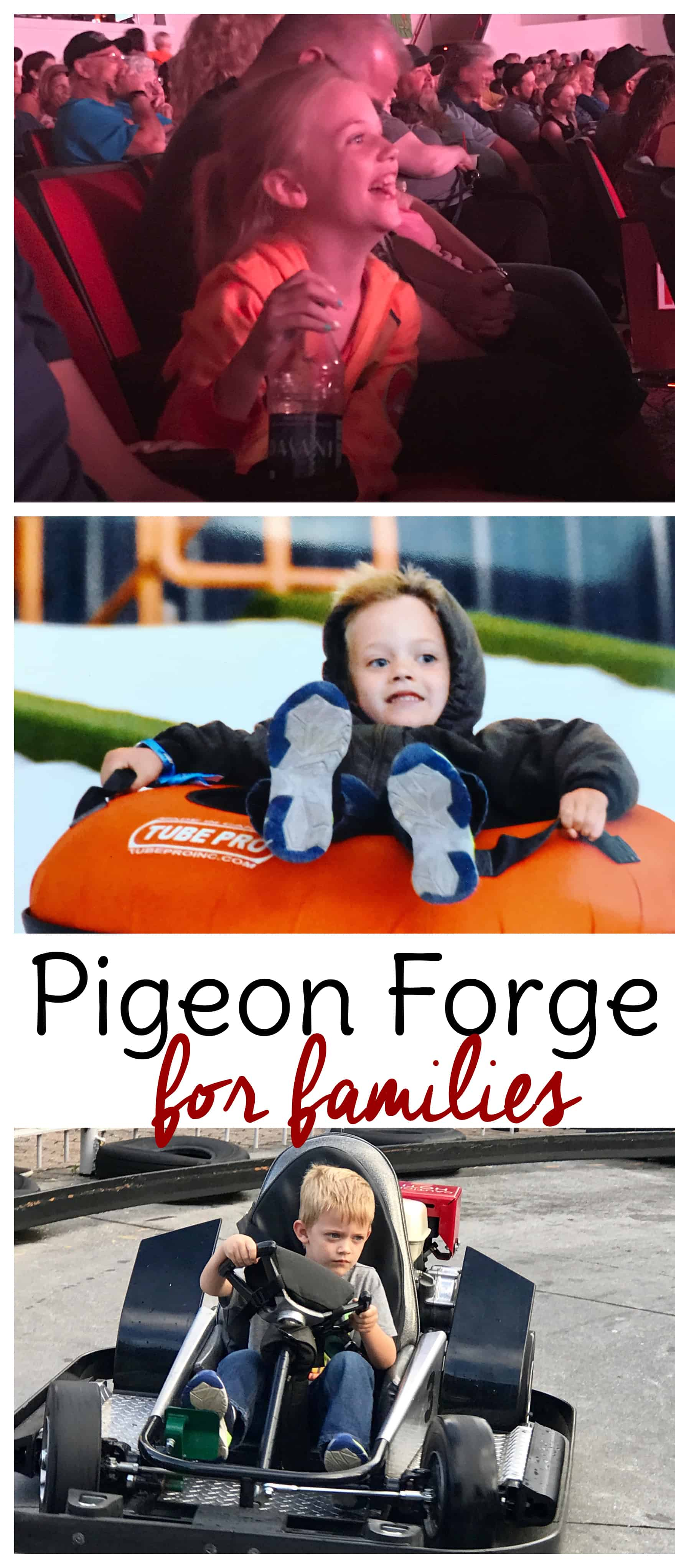 Pigeon Forge family fun can be found nearly everywhere you turn at this Tennessee destination. How do you choose what to do? Don't miss these Pigeon Forge family attractions on your next Smoky Mountain vacation. 10+ Pigeon Forge attractions for kids!