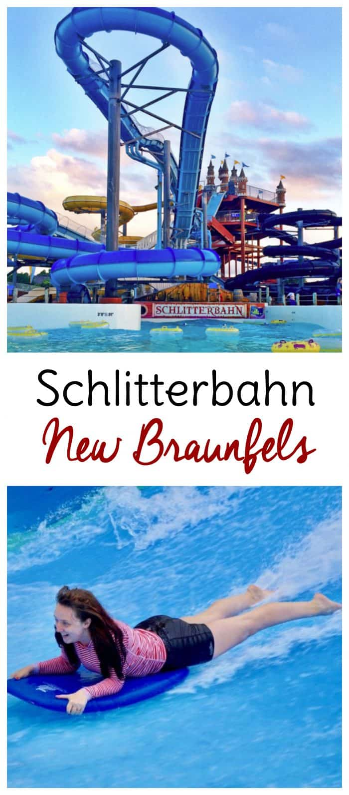 Schlitterbahn Waterpark Resort New Braunfels