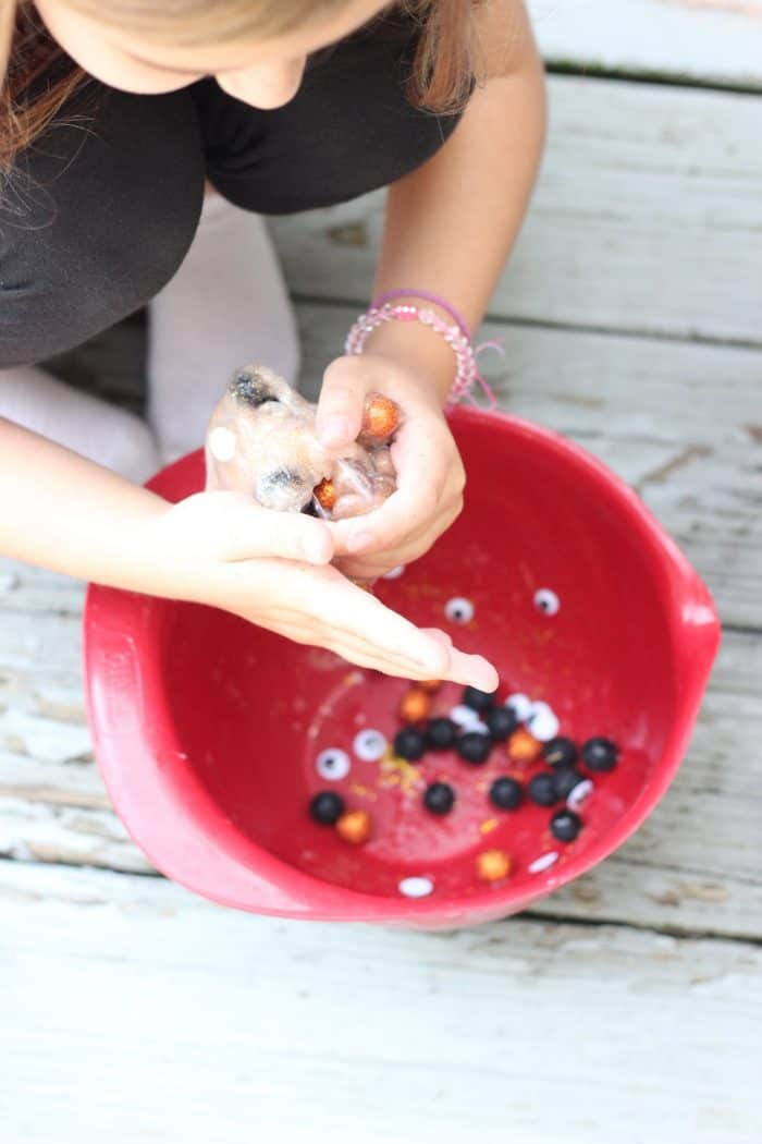 how to make halloween slime