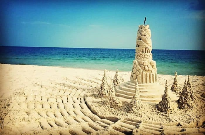 Sandcastle University Gulf Shores Alabama Sandcastle class