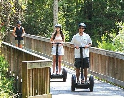 ecotourism in gulf shores segway tours