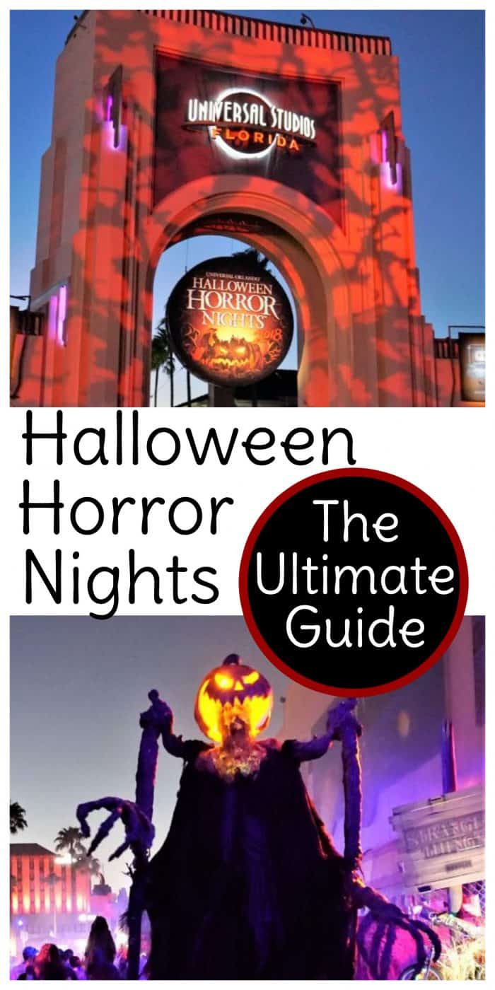 Walk with me down the streets of Halloween Horror Nights 2019 at Universal Orlando Resort! Of all the things to do in Orlando for adults, this is a can't-miss. #themepark #travel #halloweeen