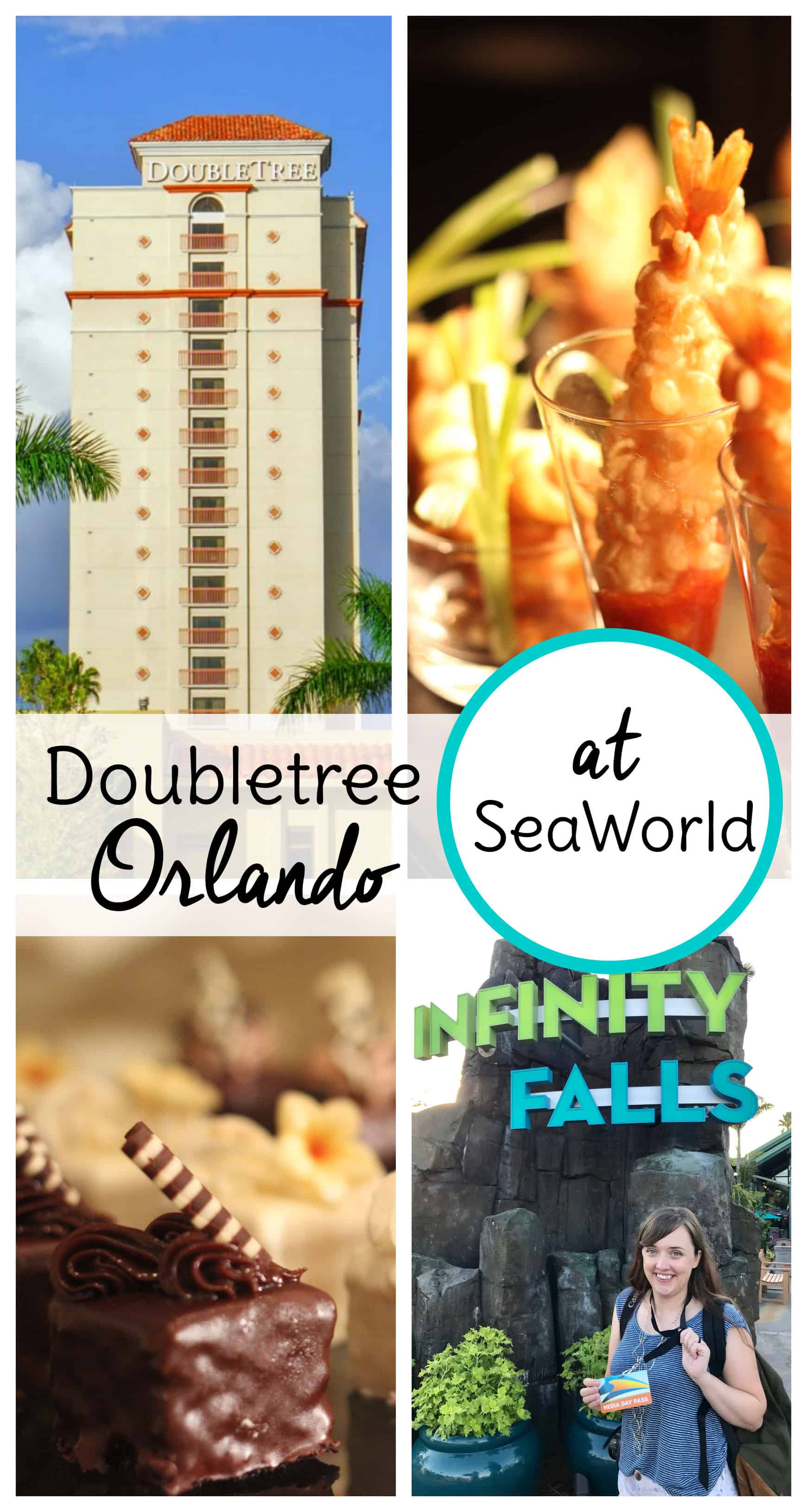 Check out this guide to Doubletree Orlando at SeaWorld as you're doing your SeaWorld Orlando planning. You'll find Orlando tips, videos, and ideas! #familytravel #seaworldorlando
