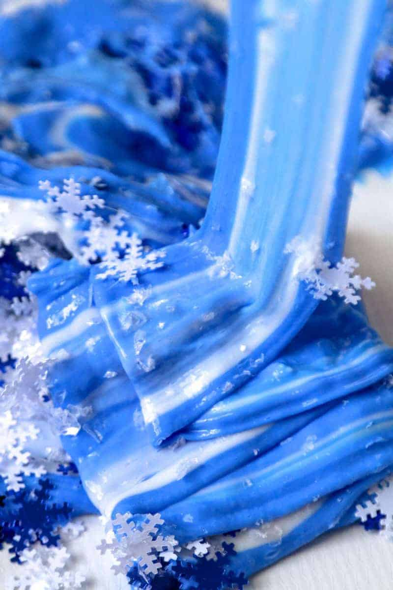 snowflake slime