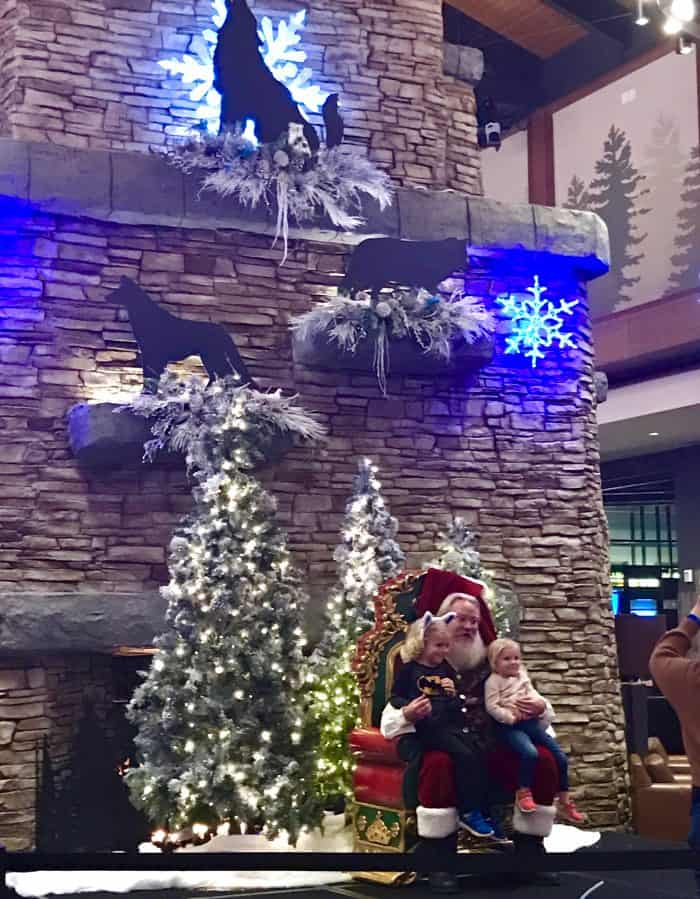 santa at great wolf lodge lagrange georgia