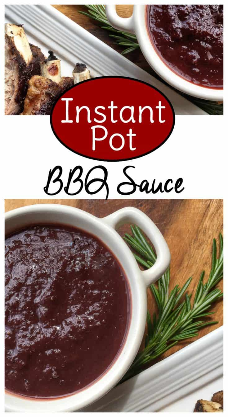How do you make barbecue sauce? If you've always used it from the bottle or packet, you're in a for a treat when you try homemade BBQ sauce for the first time. If you have a pressure cooker, you can make homemade BBQ sauce the easy way. Let's demystify this beloved condiment and learn how to make homemade BBQ sauce!