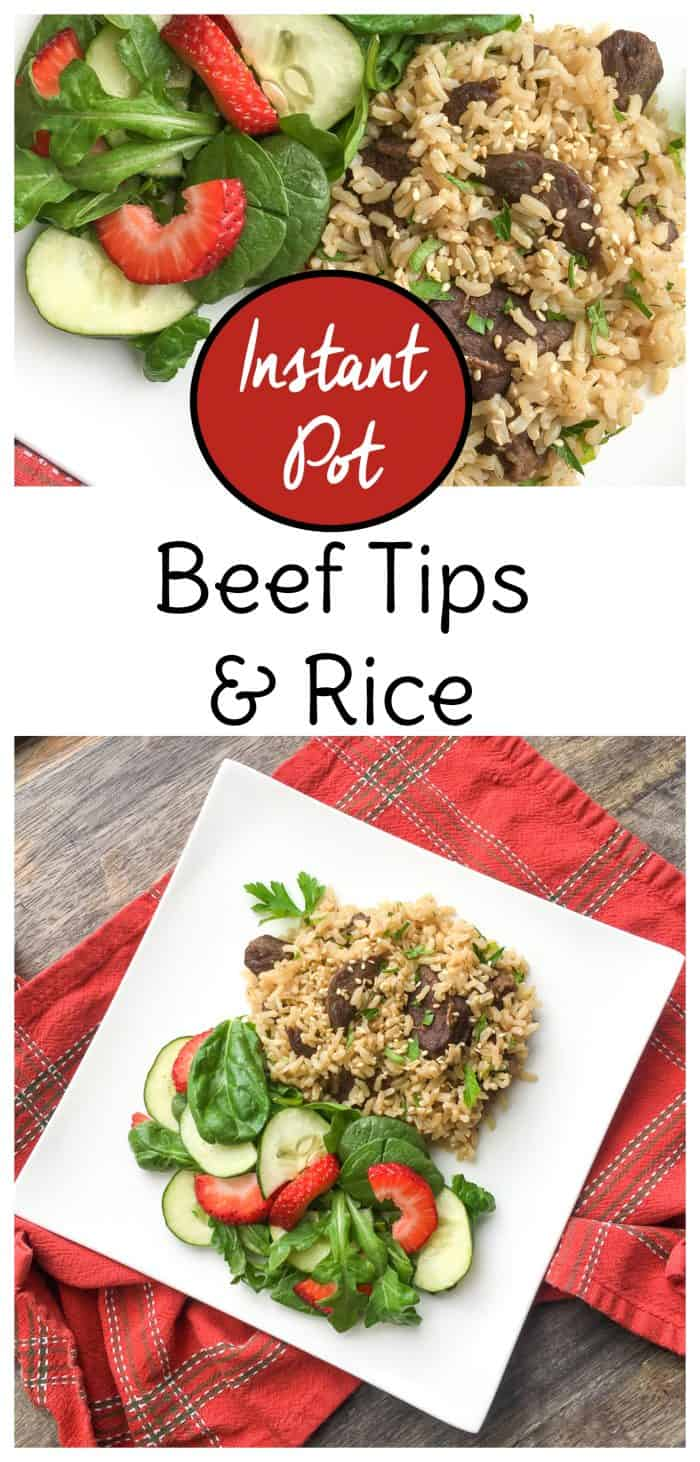 Stew beef and rice are both affordable grocery ingredients making this <a href=