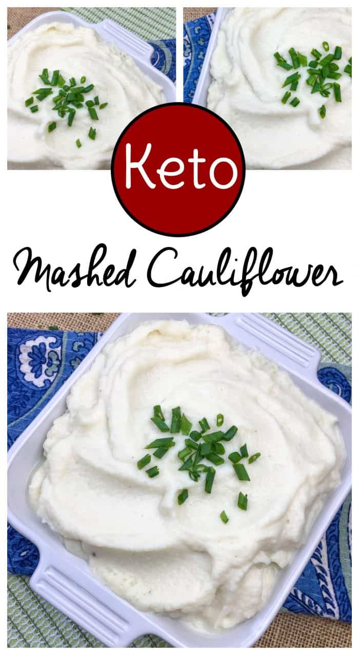 Cauliflower recipes are a great way to add veggies to your diet when you're eating keto or low carb. This <a href=