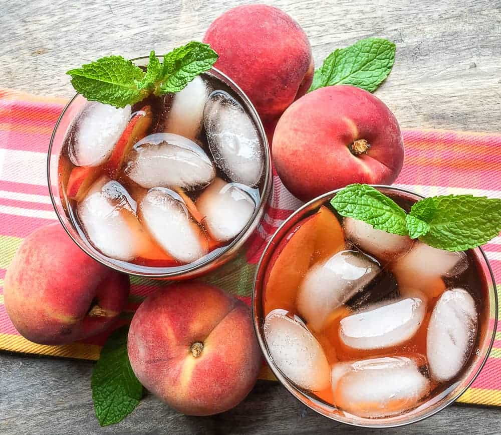 instant pot iced tea recipe
