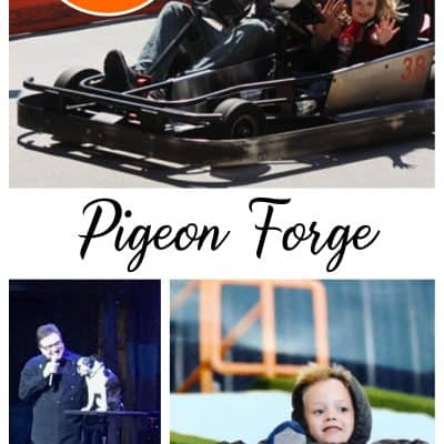 Find things to do in Pigeon Forge with kids (or without them!) with this guide to Pigeon Forge attractions.