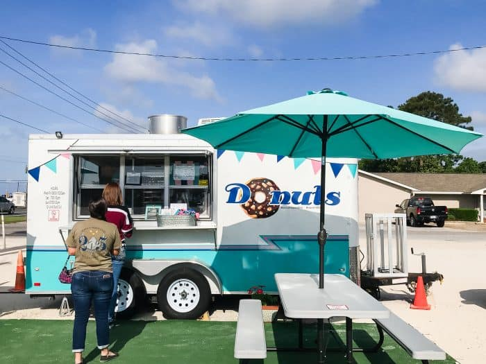 donuts in paradise food truck