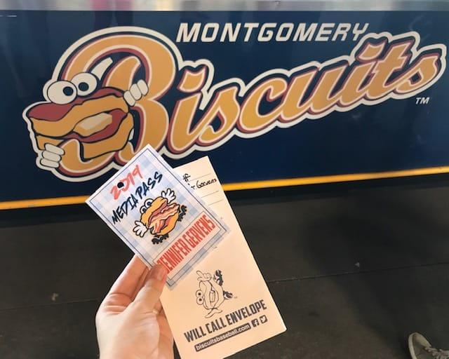 montgomery biscuits logo mascot