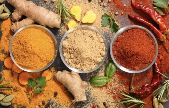 ground spices for taco seasoning ground beef