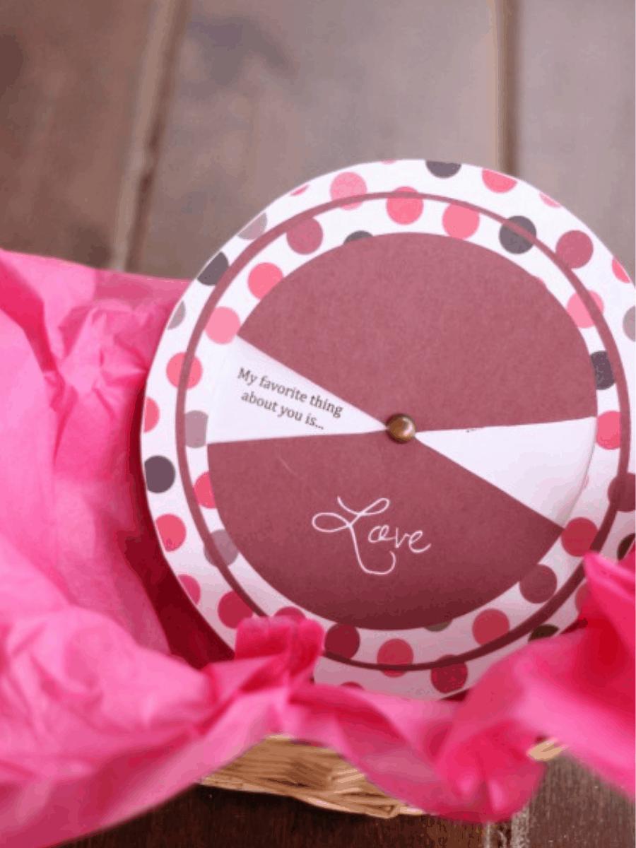 free printable valentine's Day card